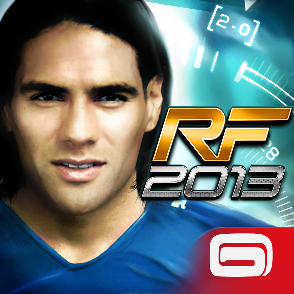 Real Football 2013 iOS